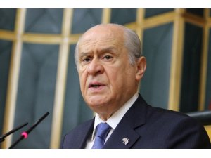 MHP Genel Başkanı Bahçeli'den Cumhurbaşkanı Erdoğan'a doğum günü tebriği