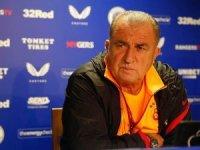 """Fatih Terim: """"8 maçı üst üste, zor bir fikstürde kazanmak önemli bir başarı"""""""