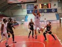 Türkiye Basketbol Ligi: Kocaeli BŞB Kağıtspor:89 - GCT Düzce:74