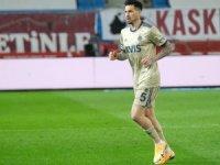 Süper Lig: Trabzonspor: 0 - Fenerbahçe: 0 (İlk yarı)
