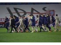 Süper Lig: Trabzonspor: 0- Fenerbahçe: 1 (Maç sonucu)