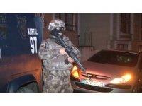 İstanbul merkezli 5 ilde uyuşturucu operasyonu :20 gözaltı