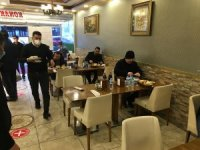 Normalleşme adımları kapsamında kafe, restoran ve lokantalar açıldı