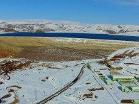 Ağrı Yazıcı Barajı'nın su doluluk oranı artıyor