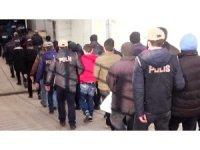 Ankara'da FETÖ'nün 'hijyen evleri' operasyonunda 14 gözaltı kararı