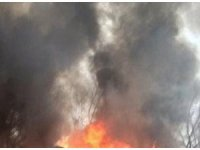 Irak'ta ABD askerlerinin bulunduğu Ayn'ül Esad Askeri Üssü'ne roketli saldırı