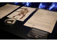 Askıda kalan yüz yıllık kanlı aşk mektubu yürek burkuyor