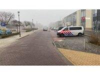 Hollanda'da Covid-19 test merkezi yakınlarında patlama