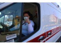 Bu kadınlar hayat kurtarmak için direksiyon sallıyor