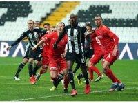 Beşiktaş, Gaziantep FK'yı Aboubakar'ın golleriyle mağlup etti
