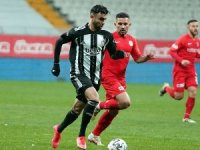Beşiktaş, 4 maç sonra gol yedi