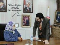 Başkan Sayan'dan 8 Mart Dünya Kadınlar Günü Mesajı