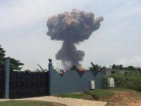 Ekvator Ginesi'ndeki patlamalarda ölü sayısı 98'e yükseldi