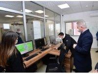 Türkiye'nin ilk yerli Milli Gözetim Radarı Gaziantep'te