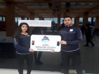 AİÇÜ öğrencisi Kick Boks' da Türkiye Şampiyonu oldu