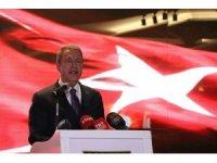 Bakan Akar, yerli ve yenilikçi savunma sanayisine vurgu yaptı