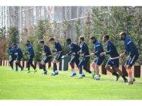 Başakşehir'de Konyaspor hazırlıkları sürüyor