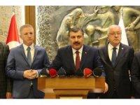 Sağlık Bakanı Koca'dan Hepatit B ve Polio açıklaması