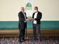 Ağrı'da Siyer Yarışmasında başarılı olan öğrencilere ödülleri dağıtıldı