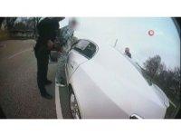ABD'de polis siyahi Wright'ın vurulma anına ait görüntüleri yayınladı