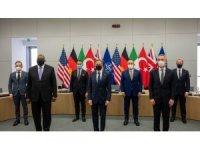Çavuşoğlu, NATO Konseyi Toplantısına katıldı