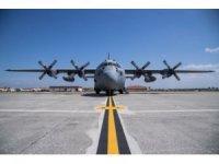 Polonya, ABD'den 14 milyar dolara 5 adet C-130 Hercules uçağı alıyor