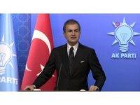 AK Parti Sözcüsü Çelik'ten KKTC'de Kur'an kurslarının kapatılması kararına tepki