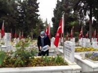 """Şehit annesi Bedriye Hamlı: """"Anneler Günü beni çok üzüyor"""""""