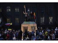 Kolombiya'da uzlaşma sağlanamadı, hükümet karşıtları tekrar sokağa indi