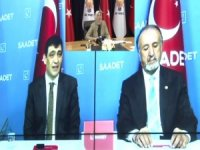 Siyasi partiler arası bayramlaşmalar 3'üncü kez video konferans yöntemiyle gerçekleştirildi