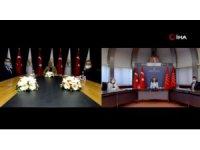 CHP heyeti geleneksel siyasi partiler arası bayramlaşma ziyareti gerçekleştirdi