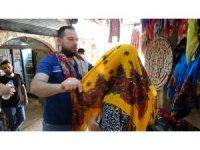 Mardin'de hafta sonu turist akını yaşanıyor