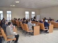 Seçim sonrası ilk Belediye Meclisi Toplantısı