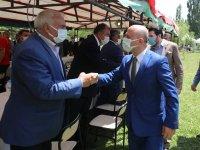 Ağrı Valisi Varol'un katılımlarıyla bayramlaşma programı gerçekleştirildi