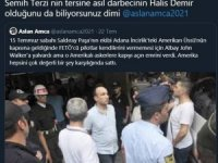 "Ömer Halisdemir'e ""darbeci"" diyen İYİ Partili'ye ihraç talebi"