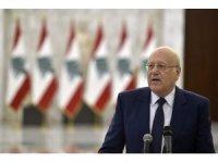 Lübnan'da eski Başbakan Mikati yeni hükümeti kurmakla görevlendirildi