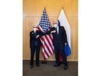 Rusya ve ABD heyetleri Cenevre'de bir araya geldi