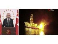 """""""320 milyar metreküplük doğalgaz sadece Türkiye'de değil dünyada da yankı uyandırdı"""""""
