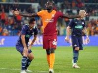 Galatasaray'ın golü Mbaye Diagne'den