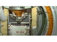 Rus kozmonotlar, Nauka modülünün içinden yeni görüntüler paylaştı