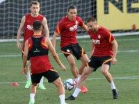 Galatasaray, St. Johnstone hazırlıklarını tamamladı
