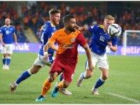 UEFA Avrupa Ligi: Galatasaray: 1 - St. Johnstone: 1 (Maç sonucu)