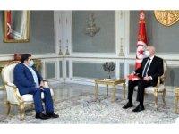 """Tunus Cumhurbaşkanı Said: """"Dürüst ve kararlı olanlar dışında diyalog yok"""""""