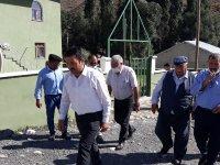 Başkan Yıldız, köy ziyaretlerine devam ediyor