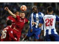 Liverpool Porto'yu farklı geçti