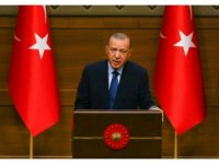 Cumhurbaşkanı Erdoğan 6. Anadolu Medya Ödülleri Töreni'nde konuştu