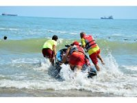 754 kişiyi ölümün kıyısından alan kahramanlar görevlerini tamamladı