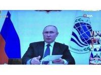 """Putin: """"Afganistan'daki geçiş sürecinde neredeyse hiç kan akmadı"""""""