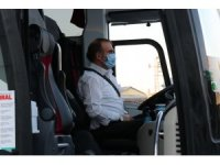 Yol ortasındaki kavganın hedefi olan otobüs şoförü konuştu