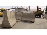 Kabil sokaklarındaki beton bariyerler kaldırılıyor